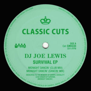 DJ JOE LEWIS - Survival EP  (CLONE CLASSIC CUTS)