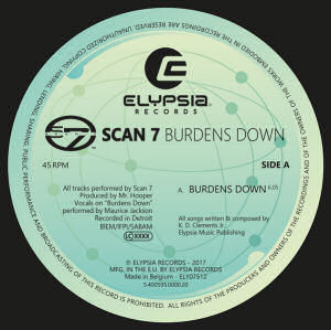 SCAN 7 - Burdens Down  (ELYPSIA)