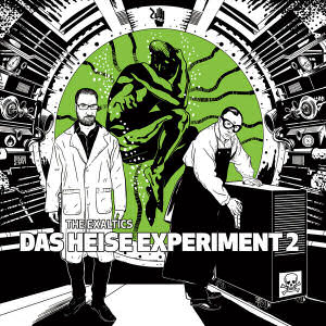 THE EXALTICS - Das Heise Experiment 2  (SOLAR ONE MUSIC)